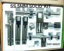 SS 5mm Solid Kit