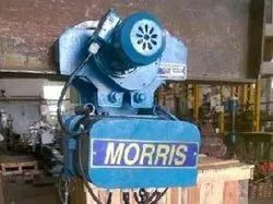 MORRIS Electric Chain Hoists