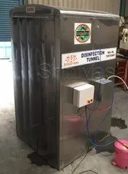 Auto Disinfectant Spray Tunnel