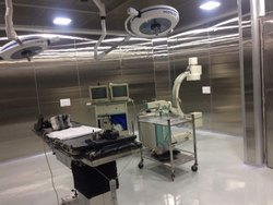 Stainless Steel Modular Operation Theatre