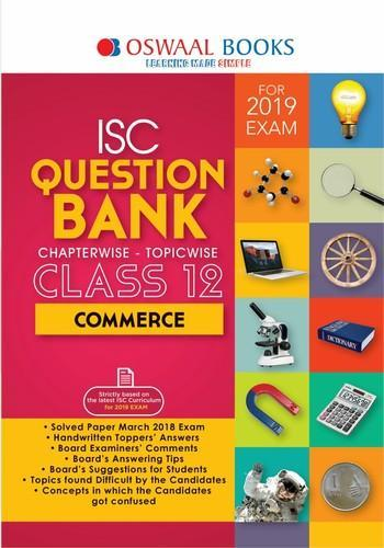 Oswaal ISC Question Bank Class 12 English Papers 2 Literature