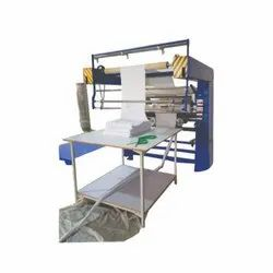 Paper, Film-Foil Open Width Embossing Machine, Automation Grade: Semi-Automatic, 414