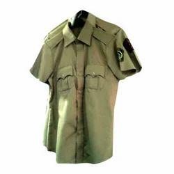 Police Dress Stitching