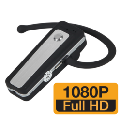 Spy Bluetooth Headset