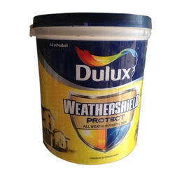 Dulux Weathershield Exterior Wall Paint
