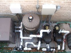 Swimming Pool Filtration System Services