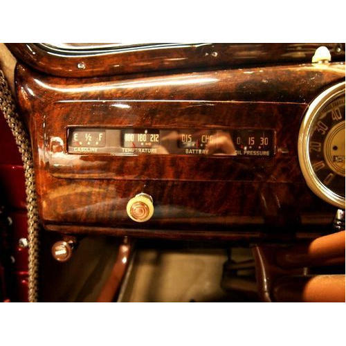 Woody Type Car Interior Panel Services