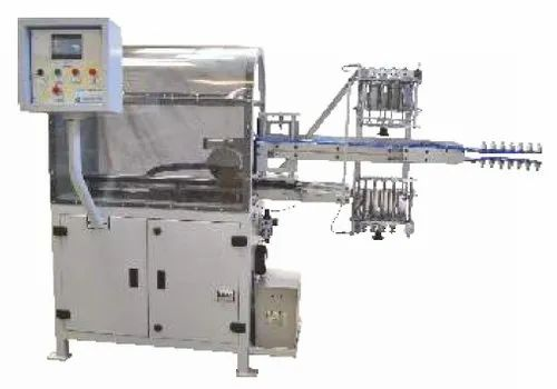 Automatic In-Mould Labeling Machine