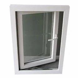 Modern UPVC Bathroom Window, Size/Dimension: 3 X 2 Feet, Glass Thickness: 5 Mm