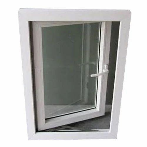 Swing UPVC Bathroom Window, Rs 400 /square feet, Shreekar ...