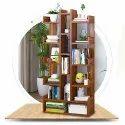 6 Tier Bookshelf Shoe Rack Bookcase