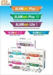 Etizolam .25mg   Ecitalopram 5mg