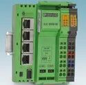 Inline Controller with Ethernet Interface and GSM Modem