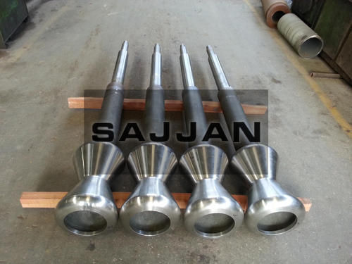 Charge & Discharge End Rollers