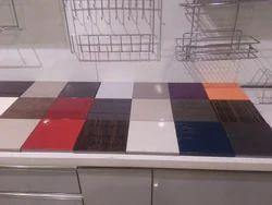 Modular Kitchen Shutters