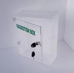 Shanti Suggestion Box