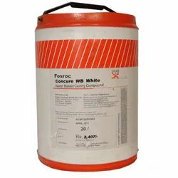 Concure WB Water Based Concrete Curing Compound