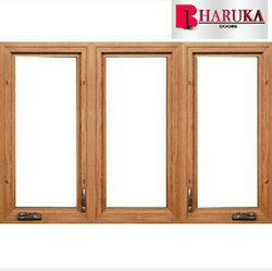 Rectangular Wooden Windows