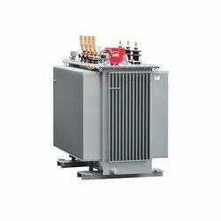 SKT 500 Kva Oil Cooled Step Up Transformer, For Industrial
