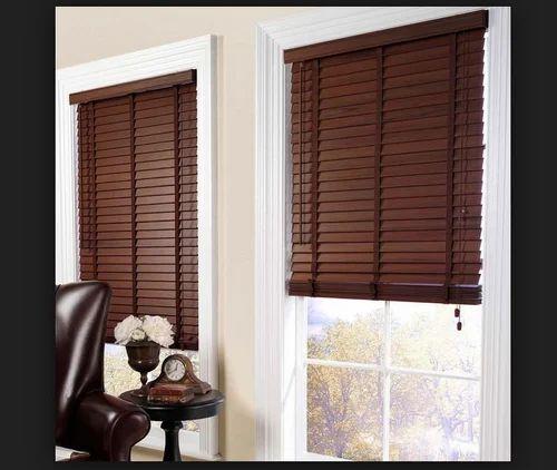 Office Window Blind