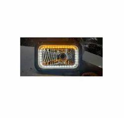 100 W White Tata 1312 LED Headlight