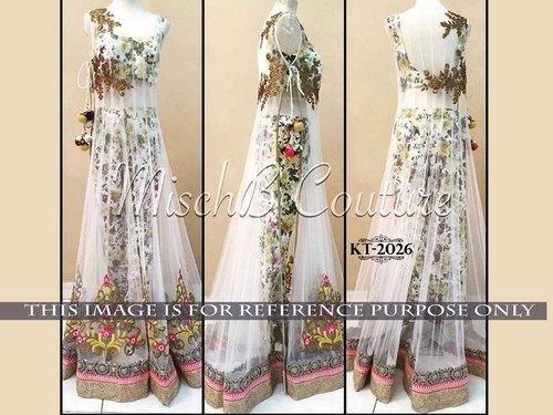 c3dbb67c1 Modern Ethnic Designer Women Long Gown KT 2026 at Rs 1700  piece ...