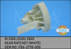 Gear Ratchet (White) R 3300 2200 FB6-2778-000