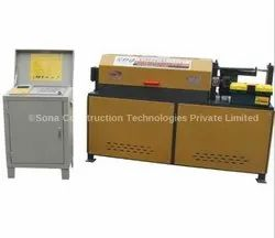 TMT Bar Decoiling Machine