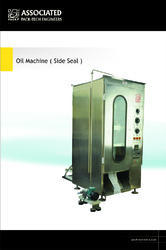 Liquid Pouch Packing Machine - Single Head Edible Oil Pouch
