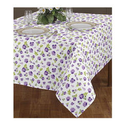 Red Rose Table Cloth