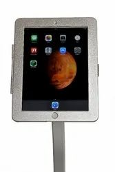 Silver iPad Floor Stand, Size: Large