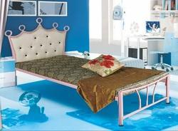 Wrought Iron Children Bed