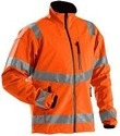 Hi-Viz Reflective Wind Cheater