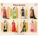 Plazzo Beauty Dress Materials