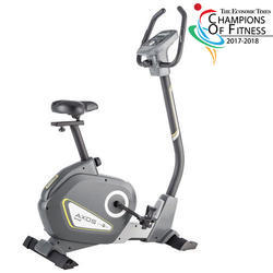 Kettler Magnetic Upright Fitness Bike for Home, Exercise Cycle, Indoor Exercise Bike - Cycle P