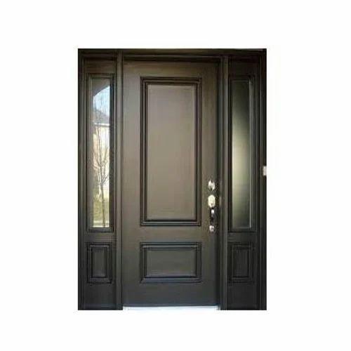 Brown masonite door rs 125 square feet jain doors - Masonite fire rated interior doors ...