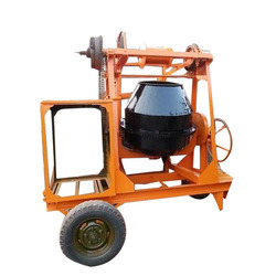 Construction Concrete Mixer Machine