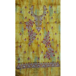 Embroidered Ladies Cotton Suit