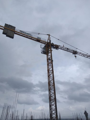 POTAIN MCi85 A/B Internal Used Tower Crane, Capacity: 0-5