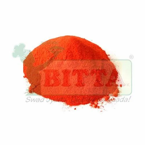 BITTA Chilly Powder, 100g, Packaging: Packet