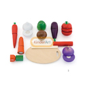 Cutting Vegetable  - 56291 Wooden Toy