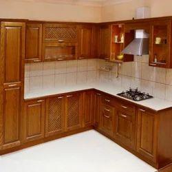 Wooden Modular Kitchen, Bihar, Ghaziabad