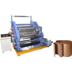 Oblique Type Bearing Mounted Corrugation Machine