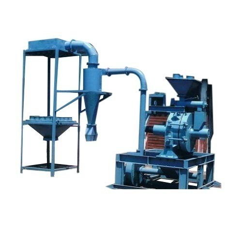 Pulverizer Machine Iron Pulverizing Mills, Machine Capacity: 20-500 Kgs