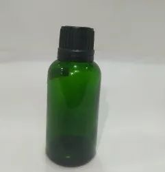 30 ML Green Glass Bottle with Euro Cap & Dropper