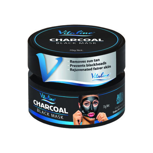 Charcoal Black Mask Pack ( Women )