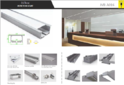 Led Aluminum Profile JVB016