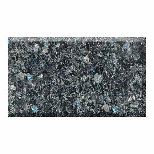 Polished Volga Blue Granite, Thickness: 17-20 mm