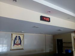 NTP Digital Clocks