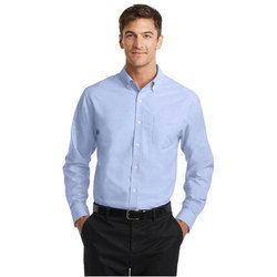 Cotton Regular Fit Full Sleeve Formal Shirt